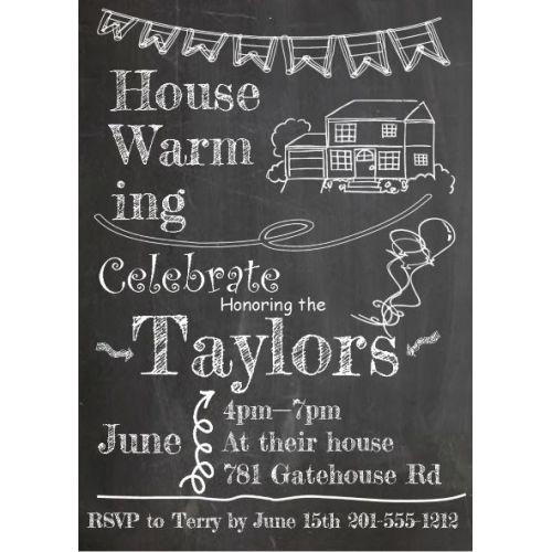 Medium Crop Of Housewarming Party Invitations