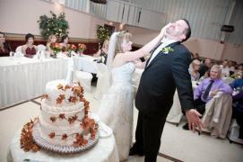 Sokol Club Wedding Photo