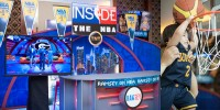 Inside The NBA at Ramsey's 1st!