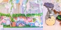 Meet My Neighbor Totoro: Brie's 1st Birthday