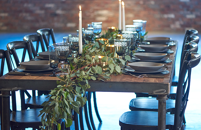 Party Rental Ltd. - What's New: Loft Dining Table