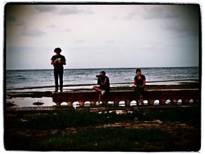 Backstage photo workshop in Havana, Cuba 2013
