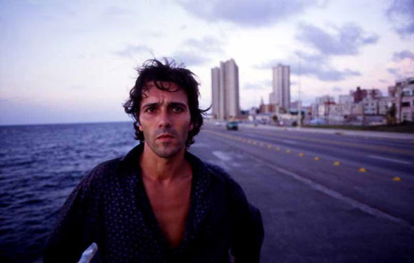 Nicolas Pascarel on malecon 1996