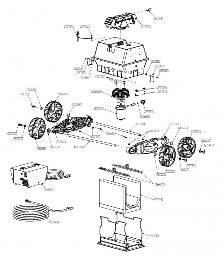 aquabot rover jr