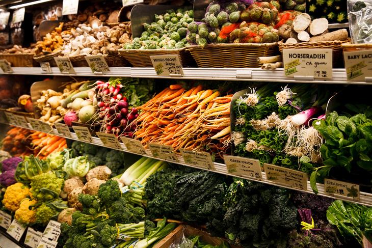 Passagem Gastronômica - Bi-Rite Market - Mission District - São Francisco - Estados Unidos