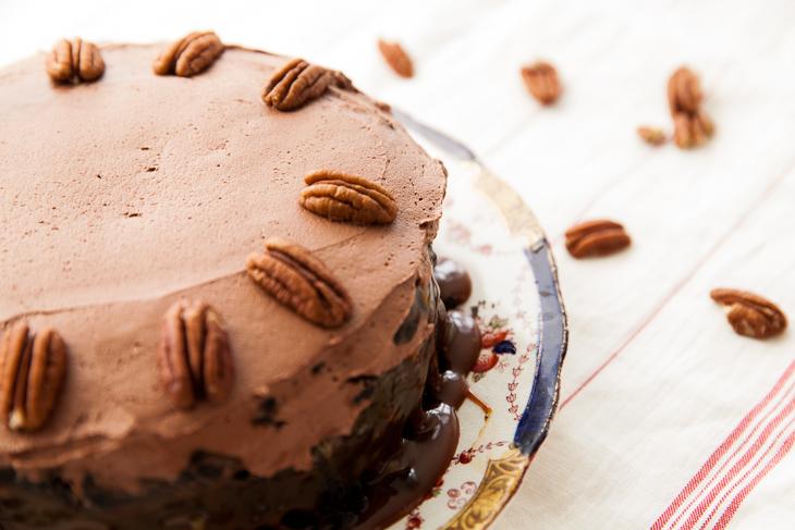Passagem Gastronômica - Receita de Cheesecake de Oreo, Chocolate e Caramelo