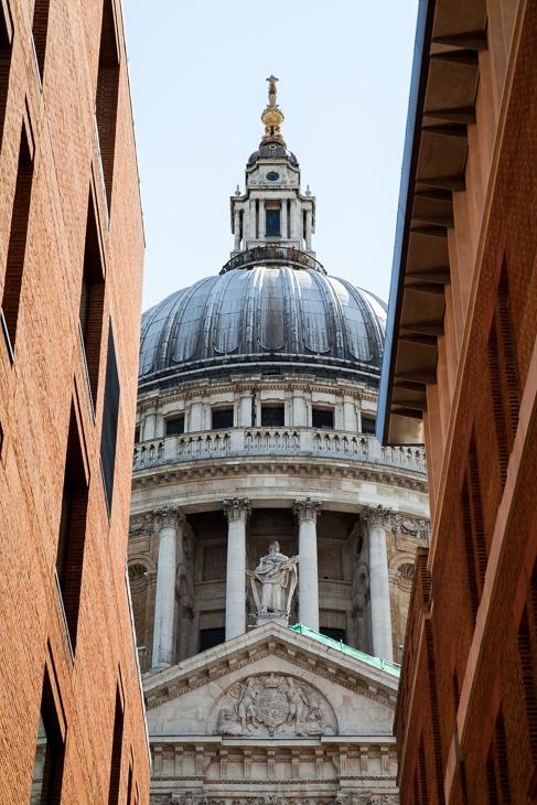 Passagem Gastronômica - Saint Paul's Cathedral - Londres - Inglaterra