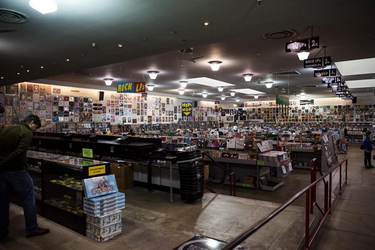 Passagem Gastronômica - Amoeba Records - Haight-Ashbury - Roteiro de São Francisco - Estados Unidos