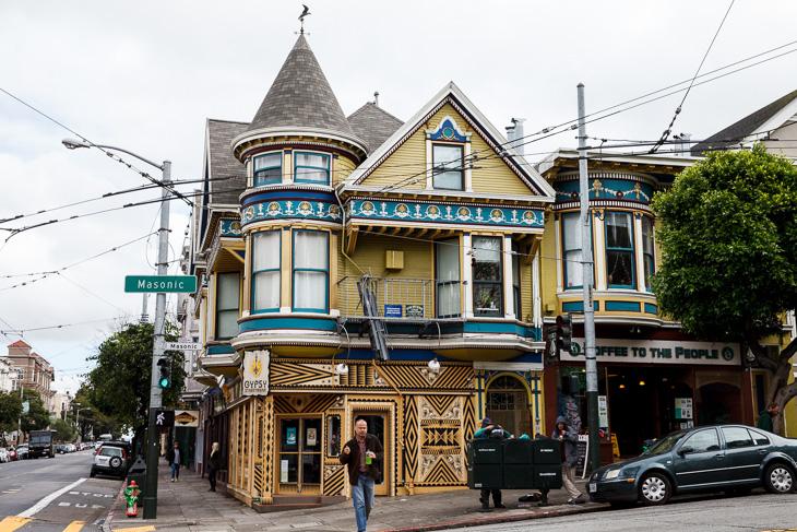 Passagem Gastronômica - Haight-Ashbury - Roteiro de São Francisco - Estados Unidos
