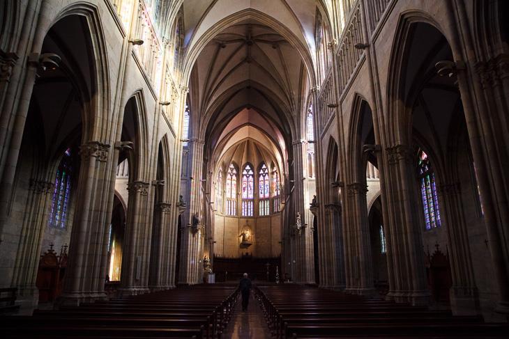 Passagem Gastronômica - Catedral Buen Pastor - Roteiro de San Sebastian - Espanha