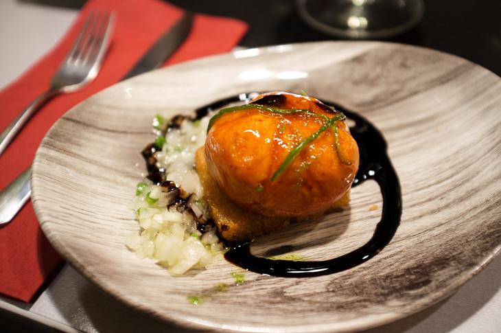 Passagem Gastronômica - Zeruko - Maionese de Atum - Pintxos Bar em San Sebastian