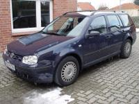 VW Golf 4 Variant