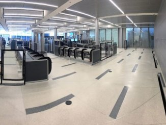 United opens automated screening lanes at O'Hare