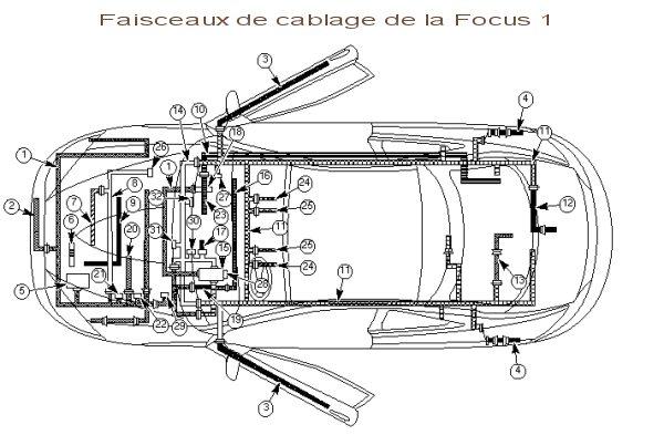 ford e250 schema cablage