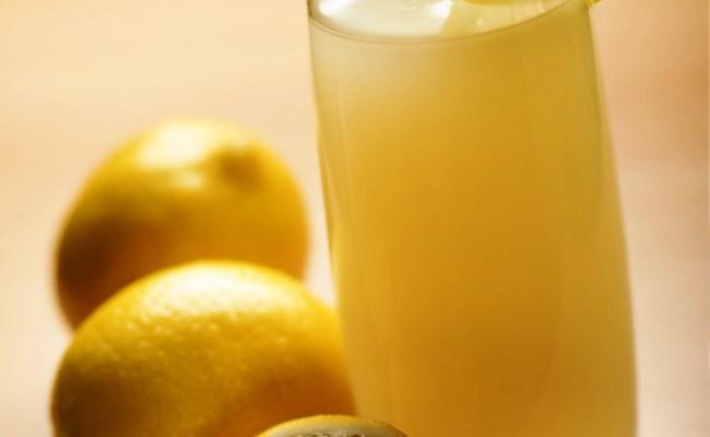 acqua e limone al mattino e gastrite