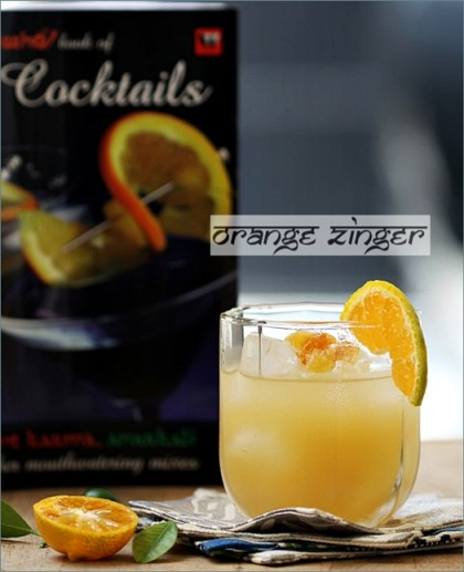 Orange Zinger