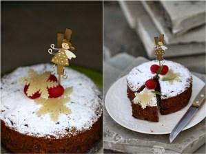 Christmas Fruit Cake, Garam Masala