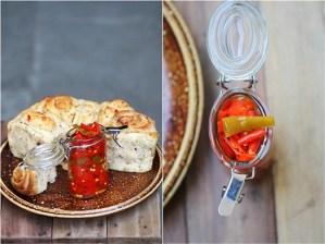 Savoury Chili Cheese & Garlic Pull-Apart Bread
