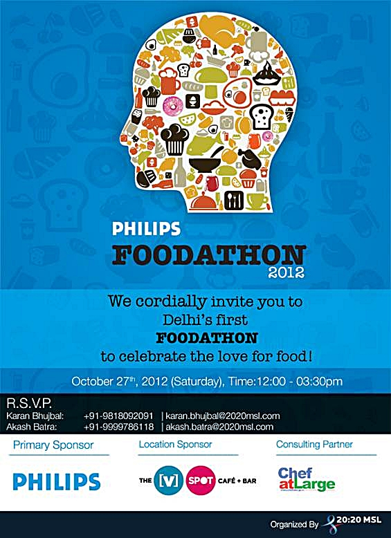 Philips Foodathon
