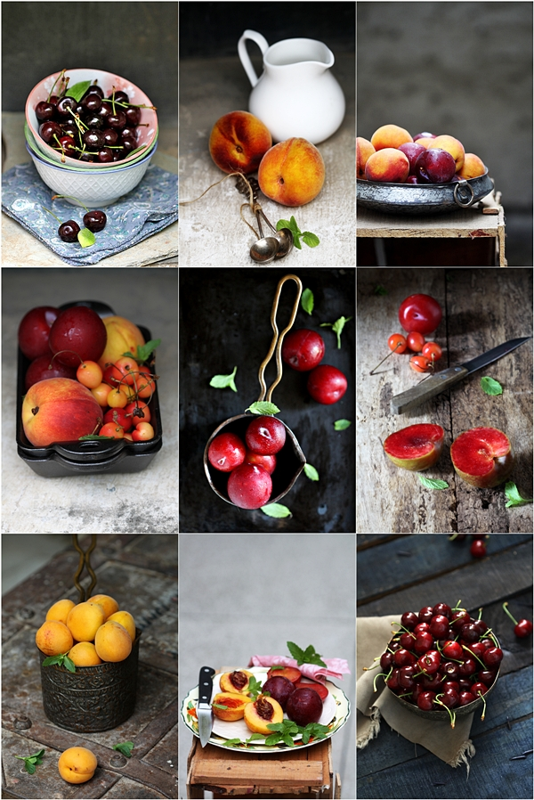 Stone Fruit Summer
