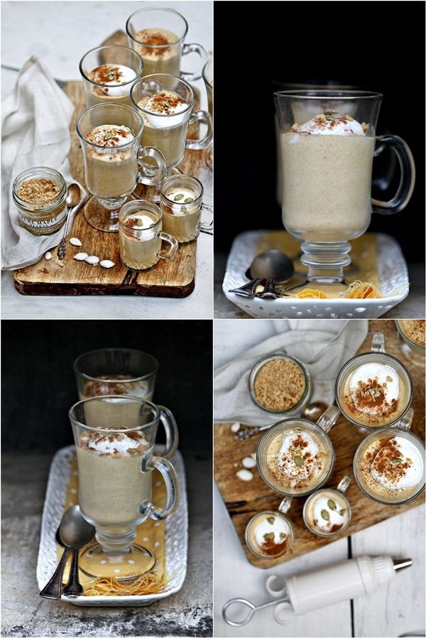 Pumpkin Pie Mousse
