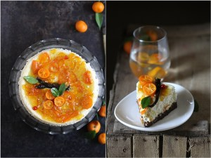 Kumquat Quark Cheesecake 7