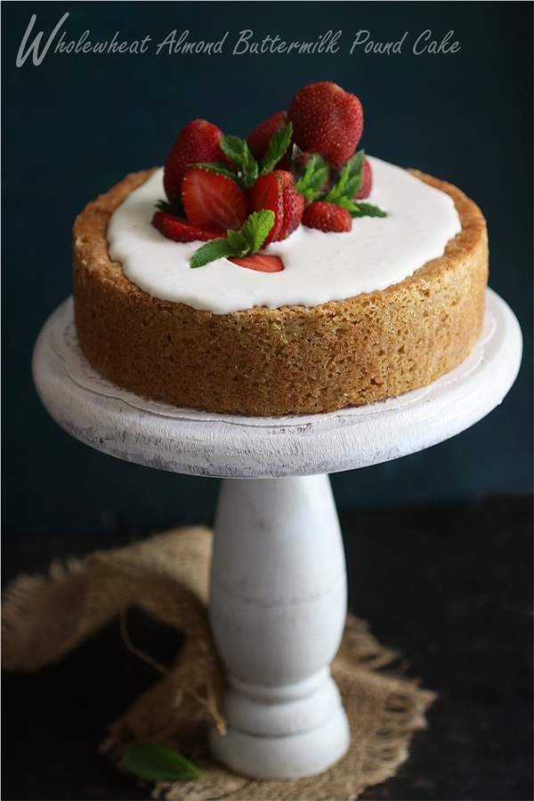 Pound Cake Decorating Recipes