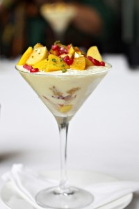 Royal Fruit Cup, Dehlvi Cuisine Festival at threesixtyone at The Oberoi, Gurgaon