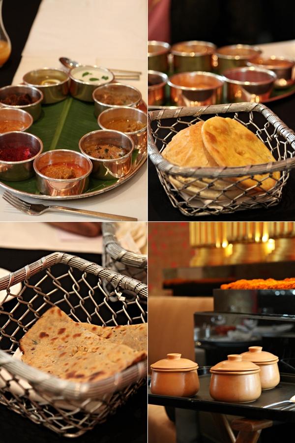 Rivaayat - A Royal Indian Experience at Saffron, Trident, Gurgaon