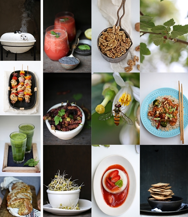Summer foods, healthy