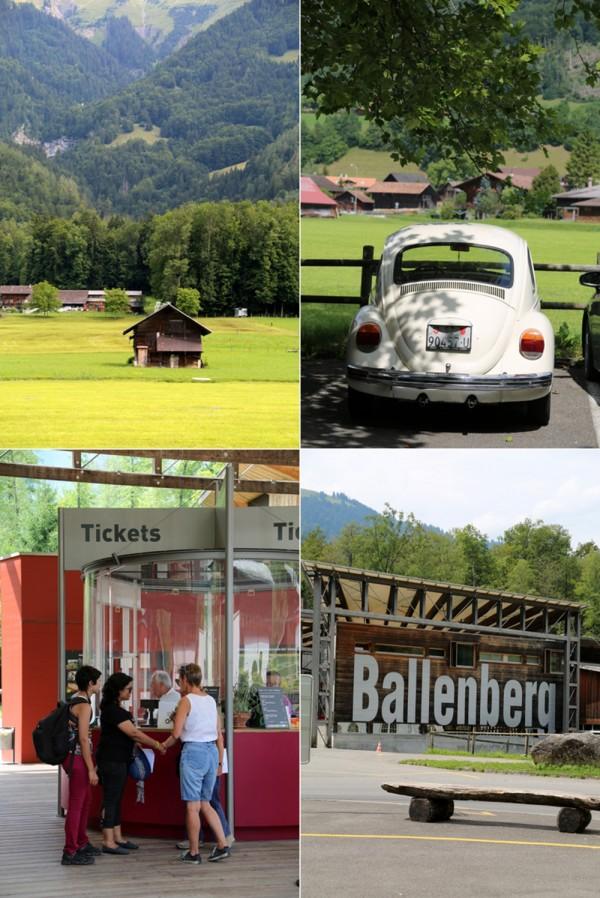 SwissMade GrandTour PAB Ballenberg
