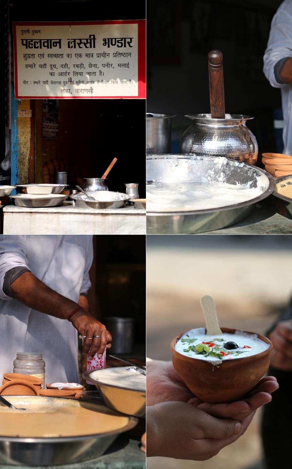 Pahalwaan Lassi, Banaras 2016