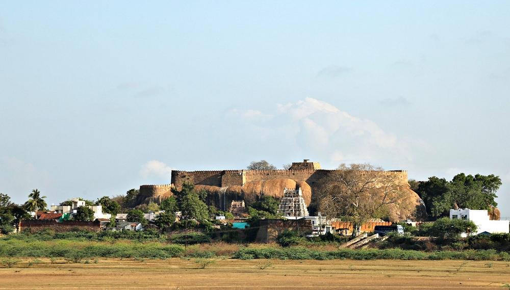 Thirumayam Fort, Karaikudi, Chettinad, South India