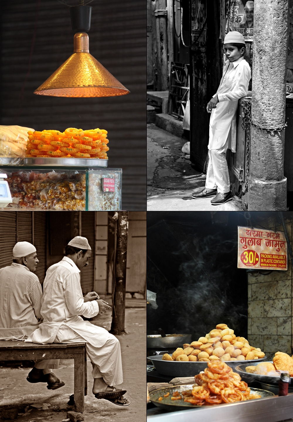Breakfast in Old Delhi, Delhi 6