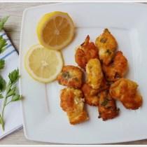 ricetta nuggets di pollo e lime