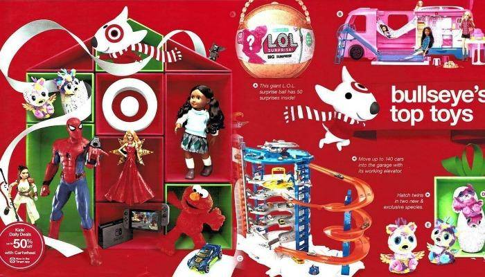 Target Toy Book 2017 View All 80 Pages + Coupon Codes! - christmas toy sales