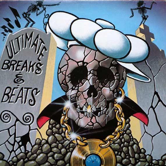 Grimey beats 2 various breakbeat