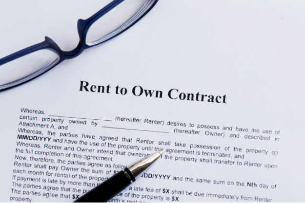 Rent to Own Homes Advantages and Disadvantages - rent to own home contract