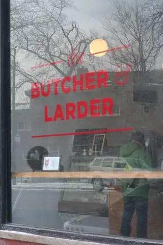 Butcher & Larder