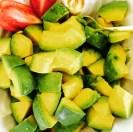Delicious avocado