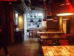Inside Pizza Union Kings X