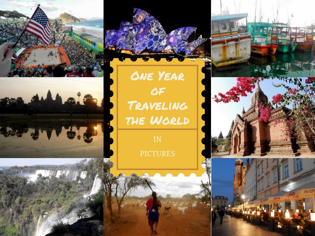 One Year of Traveling the World – In Pictures