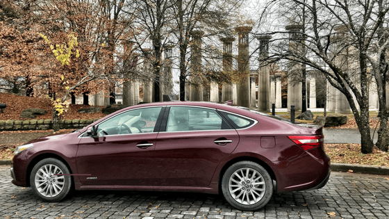 A Travel Blogger's Review 2018 Toyota Avalon