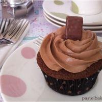 Ferrero Rocher Style Cupcakes
