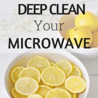 How To Clean A Microwave Without Harsh Chemicals