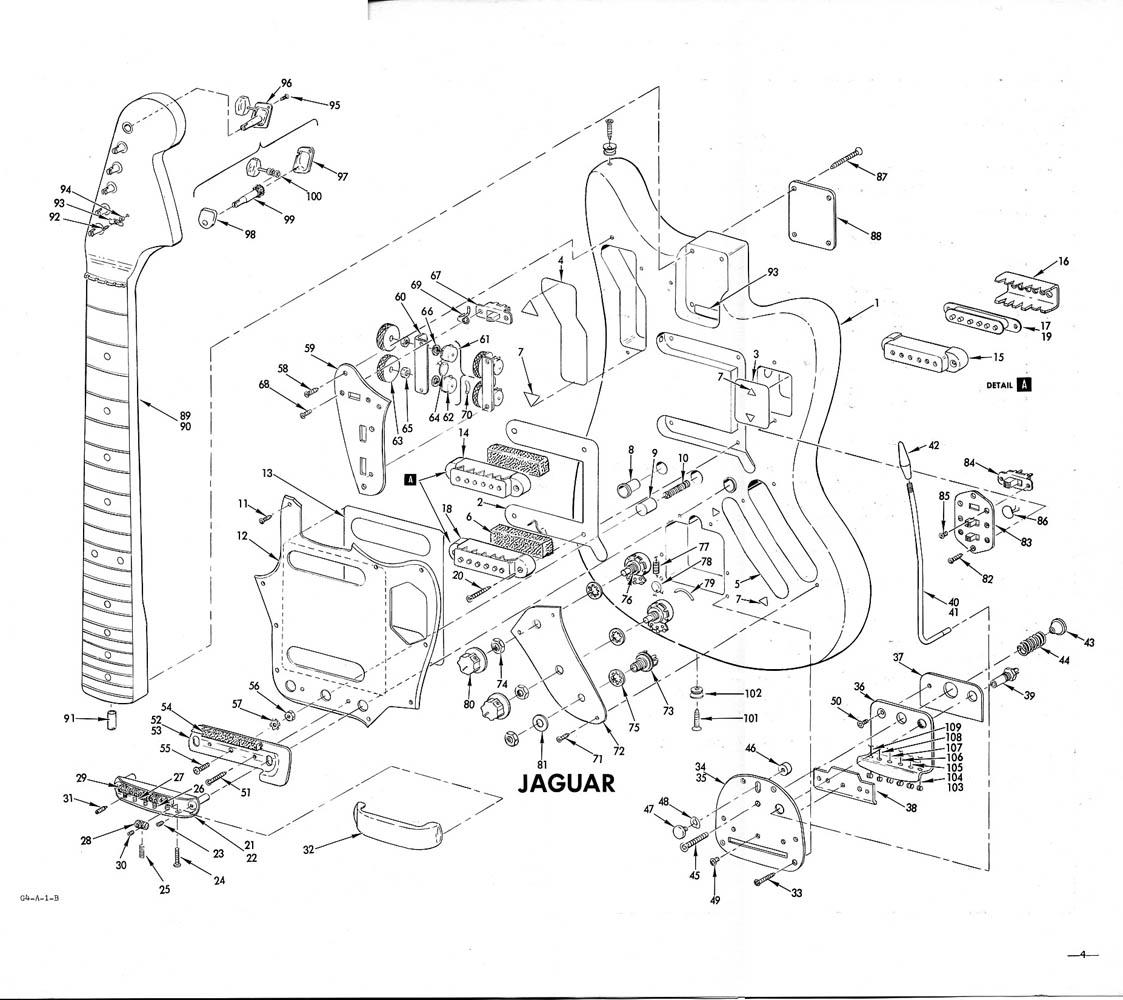fender flying v guitar wiring schematics