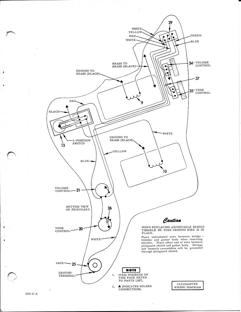 fender jazz wiring diagram fender pickup wiring diagram fender image