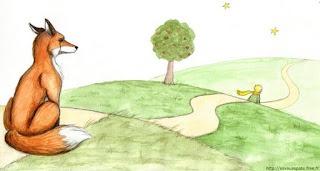 Le Petit Prince Quote Wallpaper Il Piccolo Principe La Volpe E Il Suo Viaggio