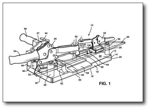 Patent illustrations prepared by patent illustrators with examples - provisional patent template