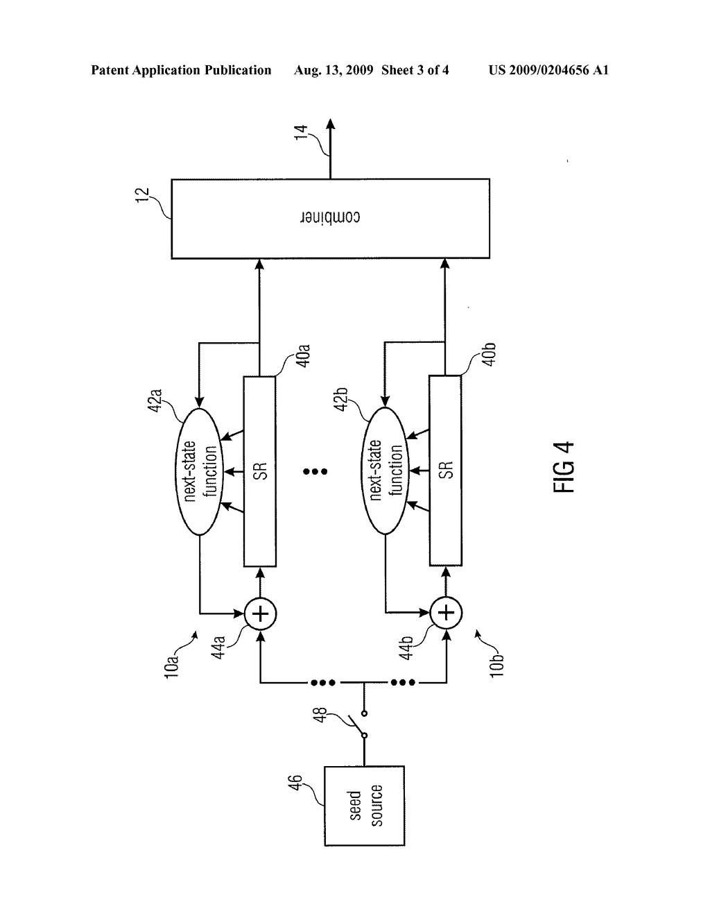 random number generator circuit